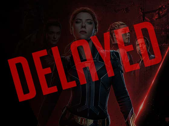 2020 Is Officially First Year Without A Marvel MCU Movie Since 2009 (Black Widow Delayed To 2021)