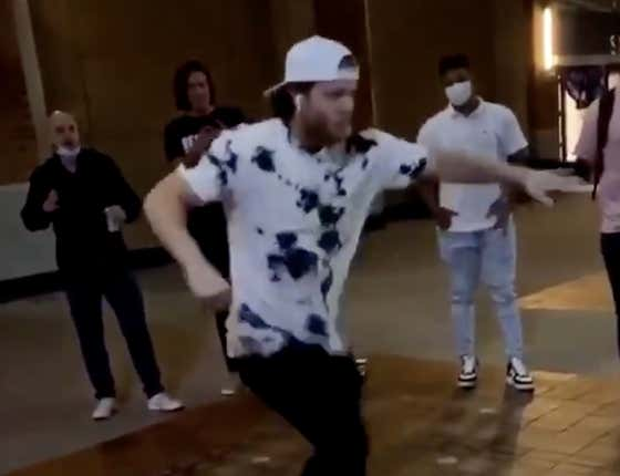 The Tampa Bay Rays Celebrated Their AL East Title Responsibly With a Socially Distanced Dance Battle