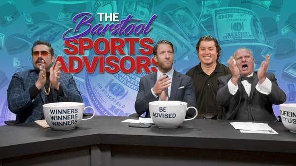 Barstool Sports Advisors Week 3 NFL Picks