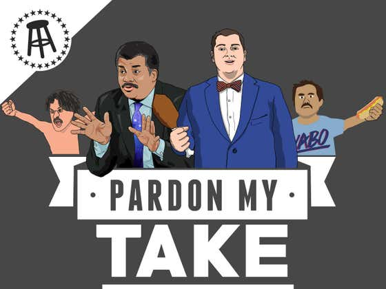 PMT: Neil deGrasse Tyson, SEC Preview With Andy Staples, And NFL Week 3 Preview