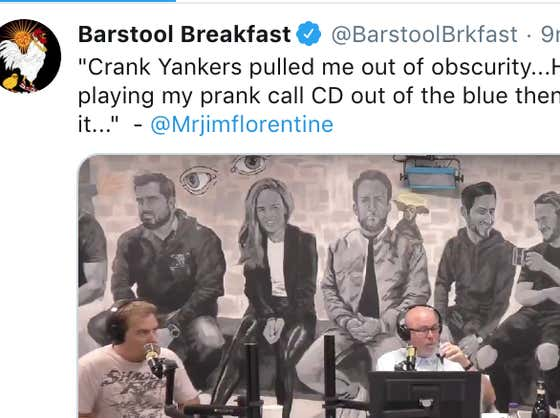 Breakfast Recap: Jim Florentine On Comedy, Crank Yankers, Howard Stern And More PLUS The Beave