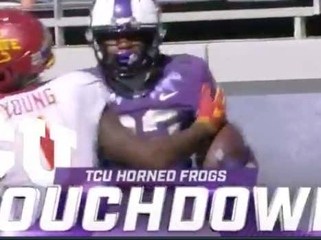 The Ending Of TCU-Iowa State Was A Historic Gambling Moment