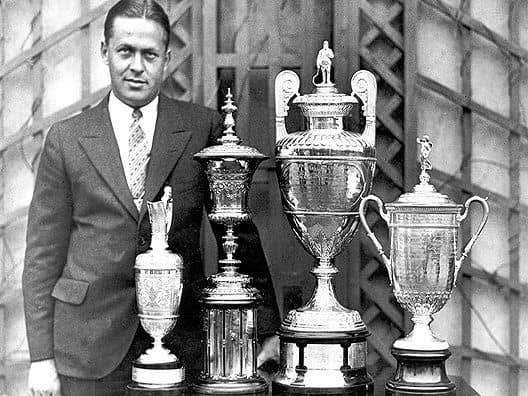On This Date in Sports: September 27, 1930 The Bobby Jones Slam