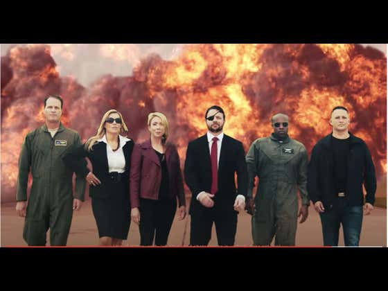 The Blockbuster Movie of 2020 Is Dan Crenshaw's Campaign Commercial