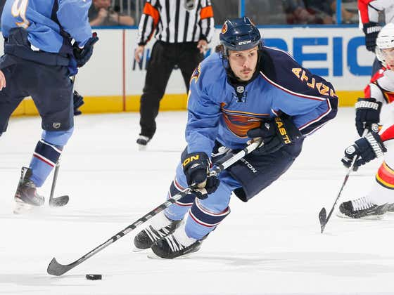 Congratulations To The Atlanta Thrashers, Who Have Finally Drafted A Stanley Cup Champion