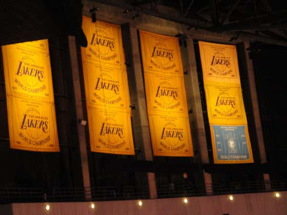 In Honor Of The NBA Finals Tipping Off Tonight, Here's A Reminder That The Los Angeles Lakers Have Only Won 11 Championships. Not 16.