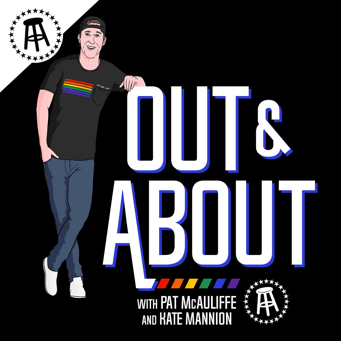 Out & About 62: Baby's First Bar ft. Feitelberg and Kate