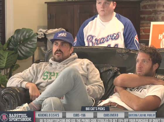 Full Replay: MLB Playoffs at the Barstool Sportsbook House - Afternoon Slate