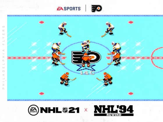 EA Sports Is Officially Kind Of Bringing Back NHL 94. Play Brass Bonanza!