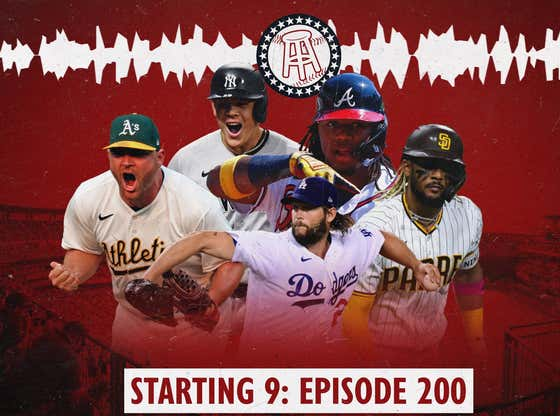Starting 9 Podcast Ep. 200: Wild Card Frenzy