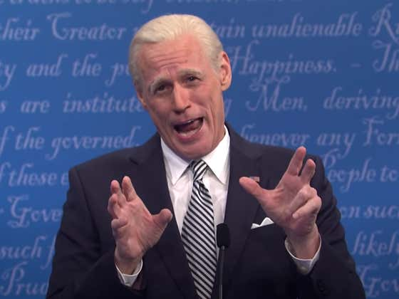 Jim Carrey Crushed His Impression Of Joe Biden On SNL Over The Weekend