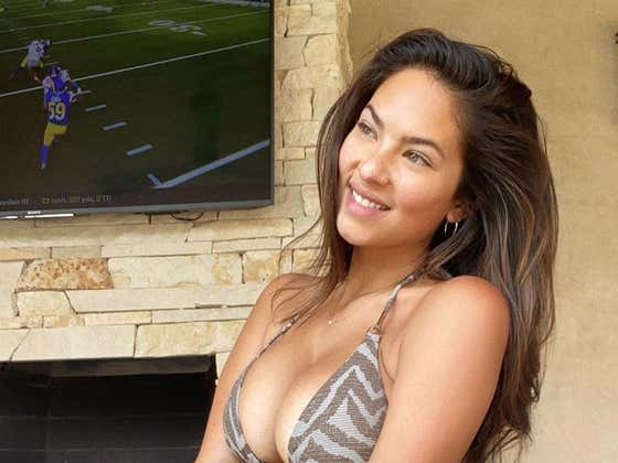 Seeing How Jared Goff's Girlfriend Watched The Game Yesterday Has Me Even More Pissed Off As A Giants Fan