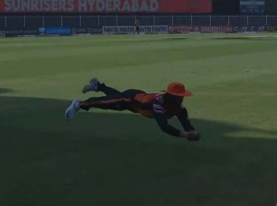 This Cricket Catch From Manish Pandey Was Pretty Dope, But That Hat Is Way Doper