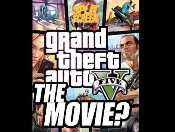 Are They Really Going To Release A Grand Theft Auto Movie Before Dropping GTA VI? #SplitScreenVote