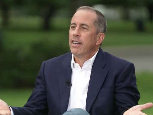 """Jerry Seinfeld And James Altucher Are Still In A """"New York City Is/Is Not Dead"""" Off"""