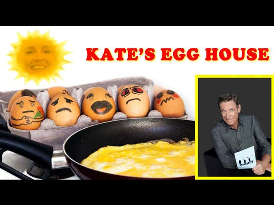 Mornin' Sunshine: Who Is Kate's Baby-Daddy & What Does He Do (At Barstool?!)