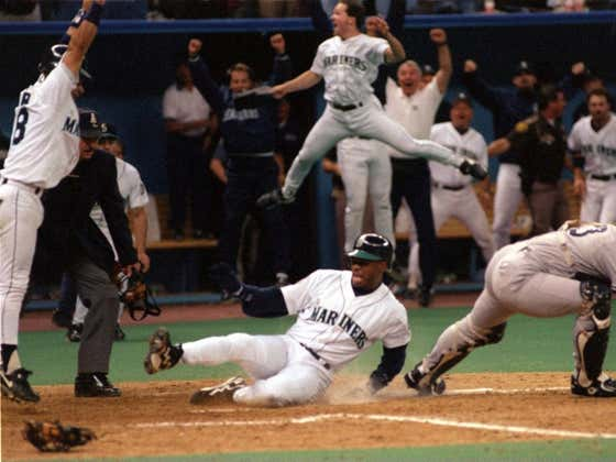 On This Date in Sports: October 8, 1995: Saving Seattle