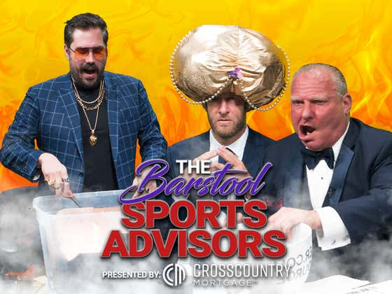 Barstool Sports Advisors NFL Week 5
