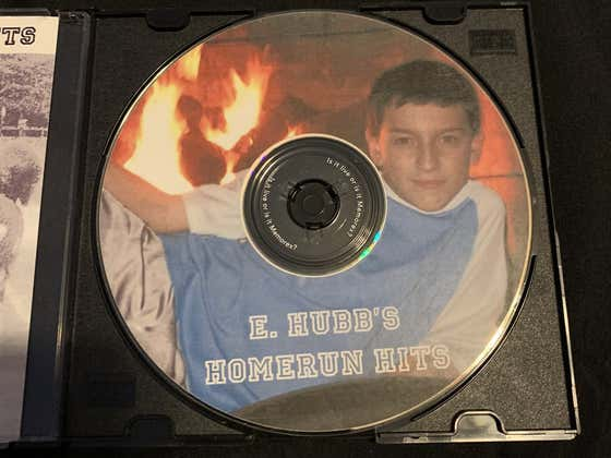 Rate My Bar Mitzvah Playlist CD
