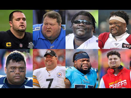 Somebody Ran NFL QB's Through The Fat Booth and Some Of Them Are Pretty Good