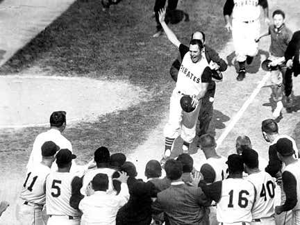 On This Date in Sports: October 13, 1960: Mazeroski's Walk Off