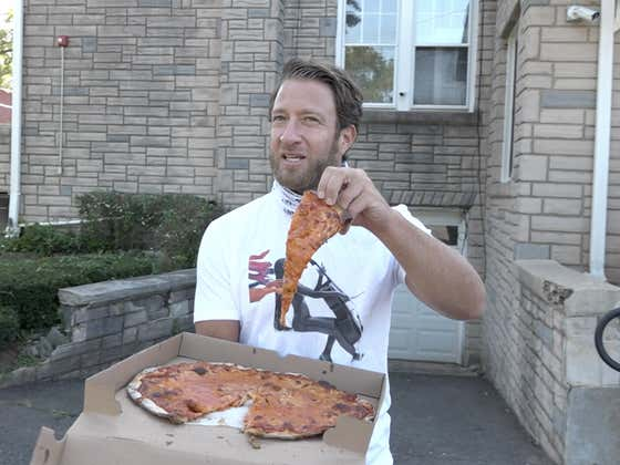 Barstool Pizza Review - Conte's Pizza (Princeton, NJ)