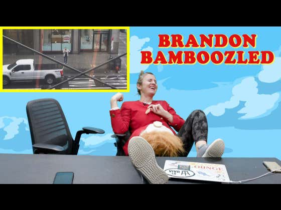 Mornin' Sunshine: Brandon In The Streets, Pubes On The Sheets