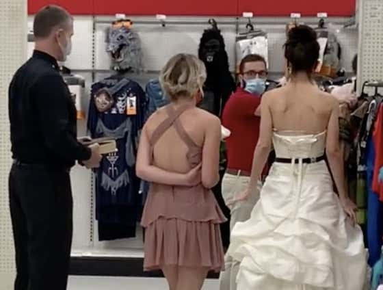 A Wannabe Bride Ambushes Her Fiancé At Target With A Pastor And Demands He Marry Her Right Then And There Or It's Over