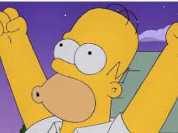 Wake Up With A Good Ol' Fashioned Compilation Of Homer Simpson Funniest Moments