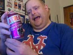 Tank's Taste Test A-Treat Black Cherry Soda