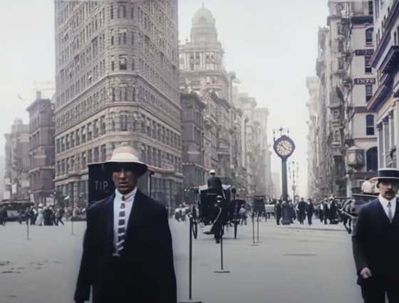 This Footage Of NYC In 1896 Is Mesmerizing