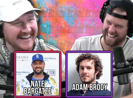 KFC Radio: Nate Bargatze, Adam Brody, Bill Burr on SNL, Lebron is the GOAT, and The Cl*t-Clapper 9000