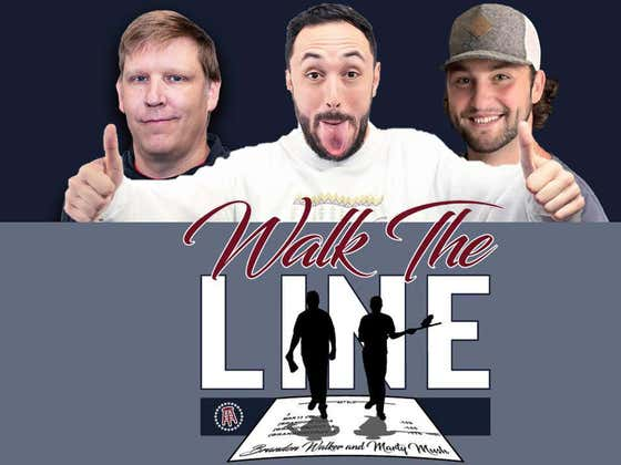 Walk The Line - The Boys Are Back
