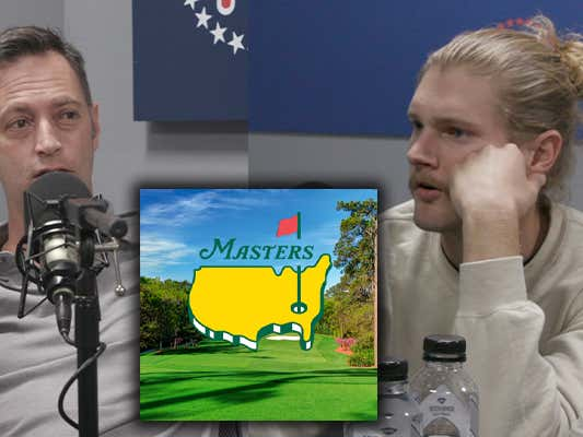 The Intimidating Psychology of Playing in The Masters as Explained by Dr. Gio Valiante