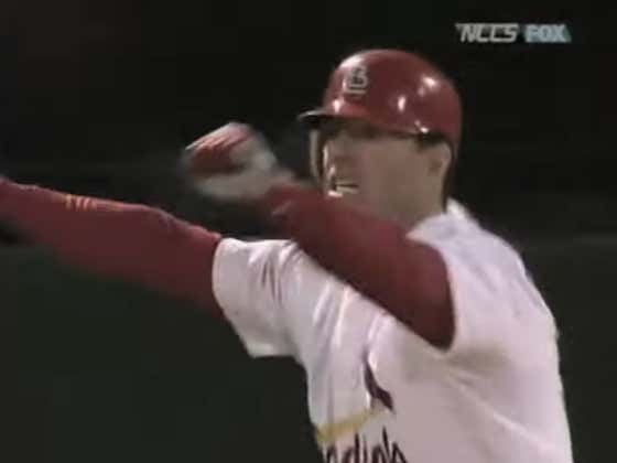 Jim Edmonds Walkoff Homer In Game 6 Of The NLCS Taking You Into The Weekend