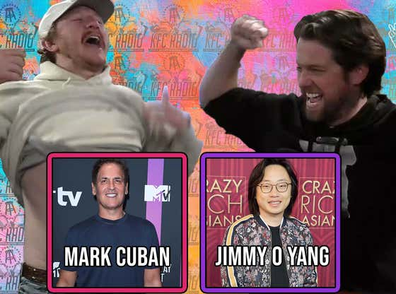 KFC Radio: Mark Cuban, Jimmy O. Yang, and The Ghost of TikTok's Future