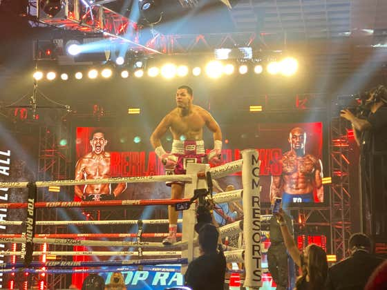 LOMA LOPEZ UNDERCARD FIGHT NIGHT RESULTS