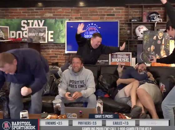 Full Replay: NFL Sunday - Week 6 at the Barstool Sportsbook House