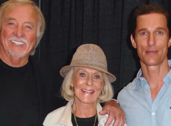 Matthew McConaughey Says His Dad Died While He Was Having Sex With His Mom