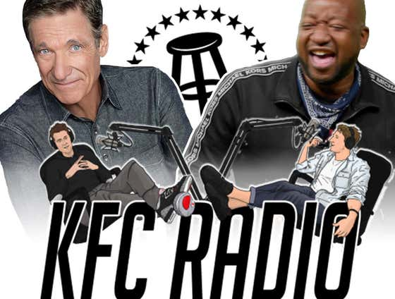 KFC Radio: Maury Povich, Sherrod Small, Tom Brady's a Witch, and Our Greatest Fears