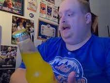 Tank's Taste Test Mustard Soda