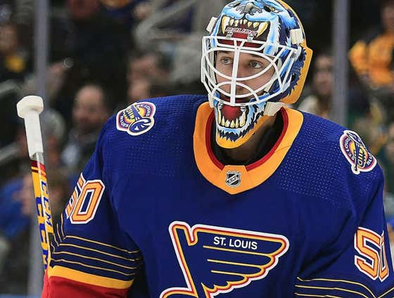 Wake Up With Blues vs. Flames - Retro Night