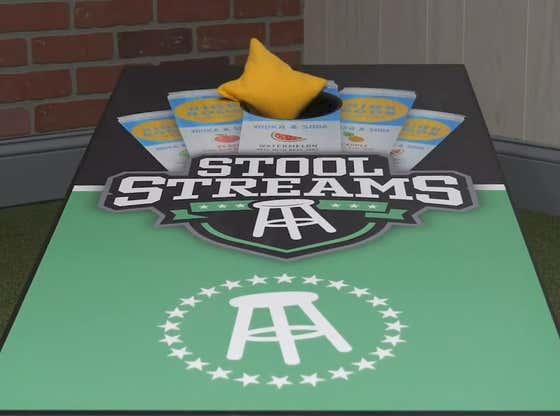 Stool Streams XIV