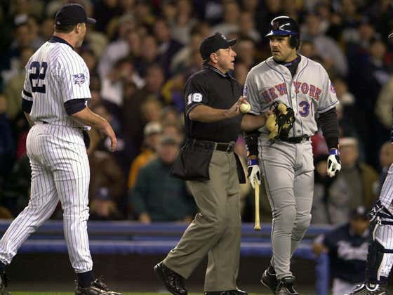 On This Date in Sports: October 22, 2000: Subway Ride