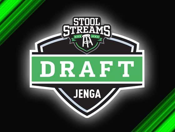 DRAFT RECAP: Inaugural Stool Streams Jenga Draft Includes Familiar Faces, Surprising Picks, and Tons of Drama