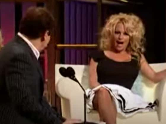 Wake Up With Jeff Ross Roasting Pam Anderson