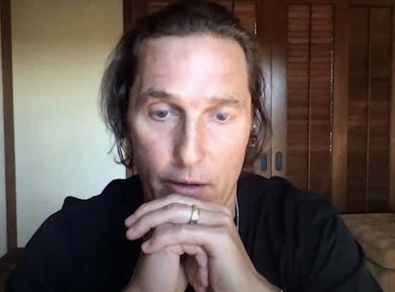 Matthew McConaughey Goes On Joe Rogan And Talks About Religion And Somehow Made That Cool Too