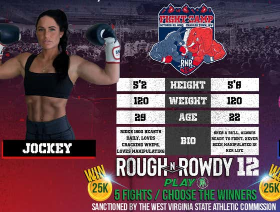 Full RED vs BLUE Fight Card With 20 Matchups, 4'2'' vs 4'3'', Undisputed Title Fight & More Coming At 8 PM