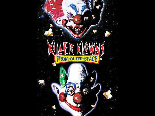 Killer Klowns From Outer Space (FULL MOVIE)