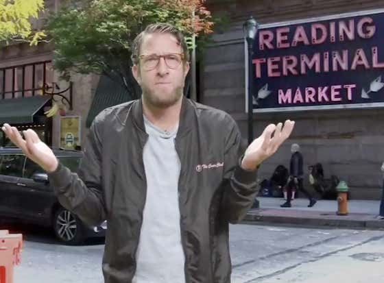 Dave Portnoy Makes Philly Headlines For His Part In Saving Reading Terminal Market